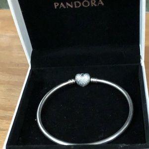 Pandora Always in my Heart Bracelet